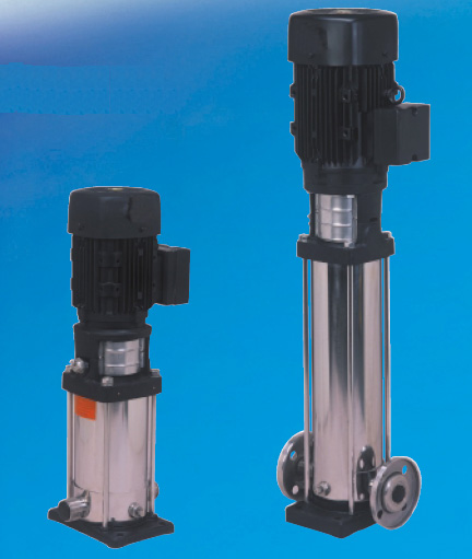 PV Series: stainless steel vertical multistage pump