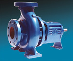 PA Series Pump: a single stage, back pull-out, end-suction centrifugal pump